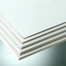 PVC Compacto Blanco Satinado