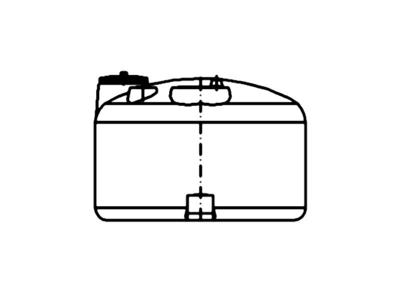 GRAN TANQUE 3000L 1950x1320mm
