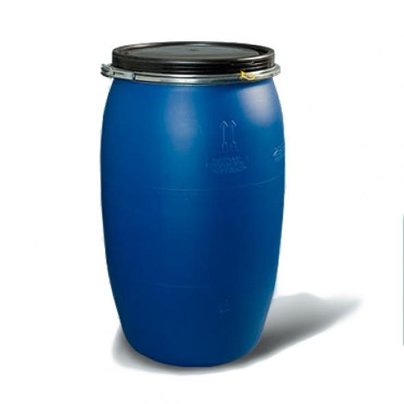Bid n ballesta 60l boca ancha azul 310mm for Bidon 30 litros cierre ballesta
