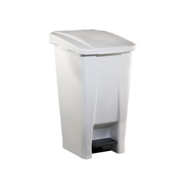Cubo basura selectivo 60l con pedal for Cubos de basura con pedal
