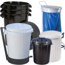 Cubos basura industriales